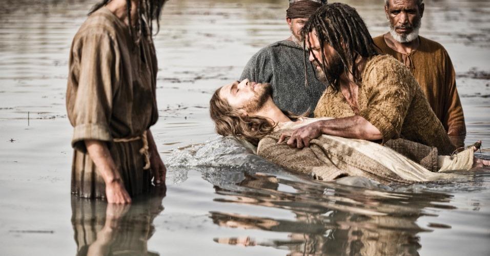 Resultado de imagem para O BATISMO DE JESUS
